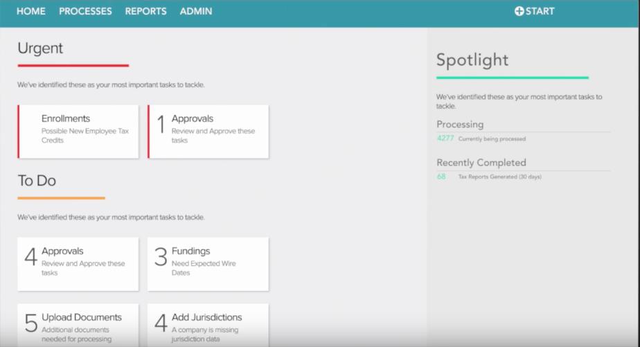 ADP SmartCompliance Tasks
