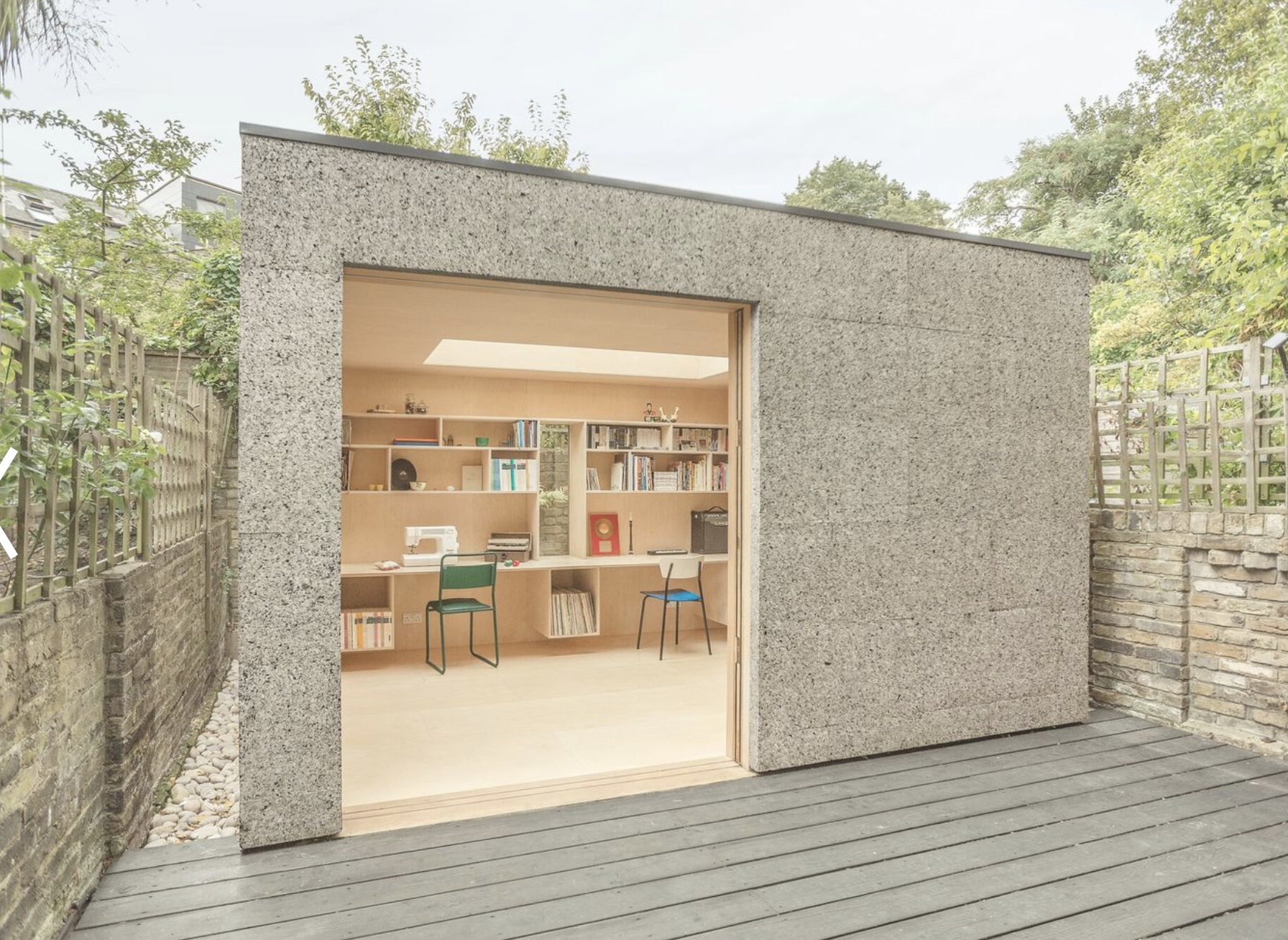 cork sustainable building material
