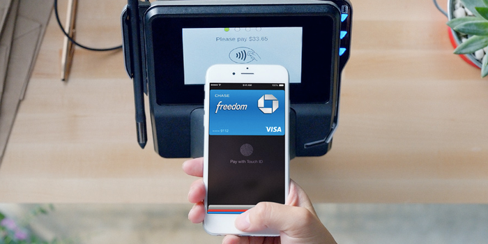 Making a purchase with Apple Pay
