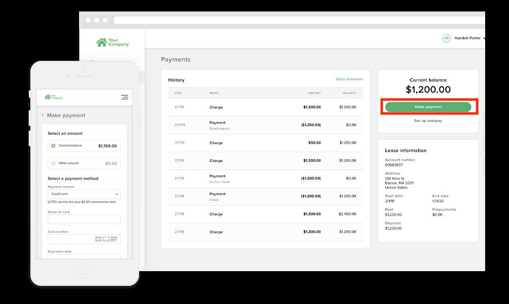 Buildium's property management software