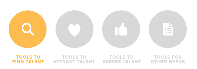 tools to find talent